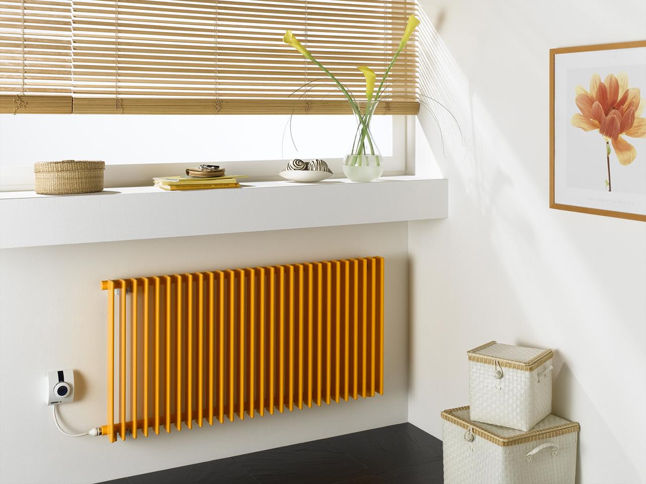 Дизайн радиаторов отопления батарей