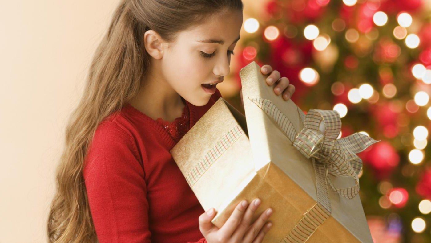 Подарки девочкам подросткам на новый год