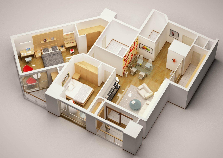 Как сделать перепланировку дома