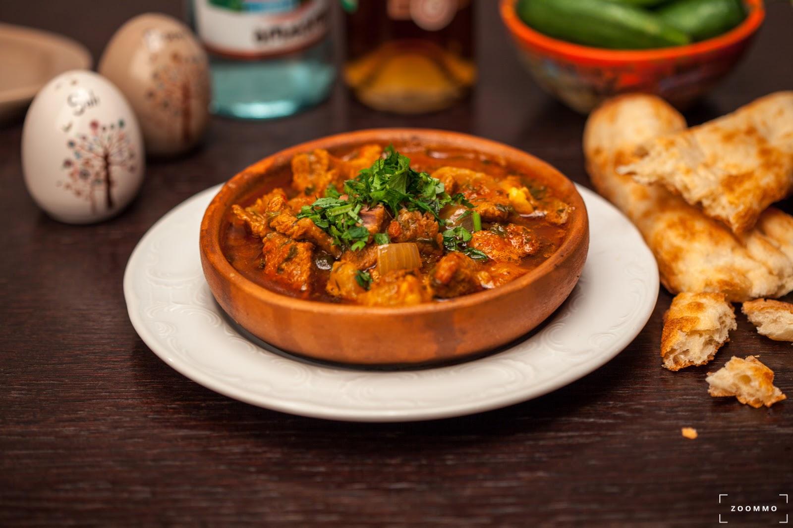 Грузинские блюда из мяса рецепты с фото
