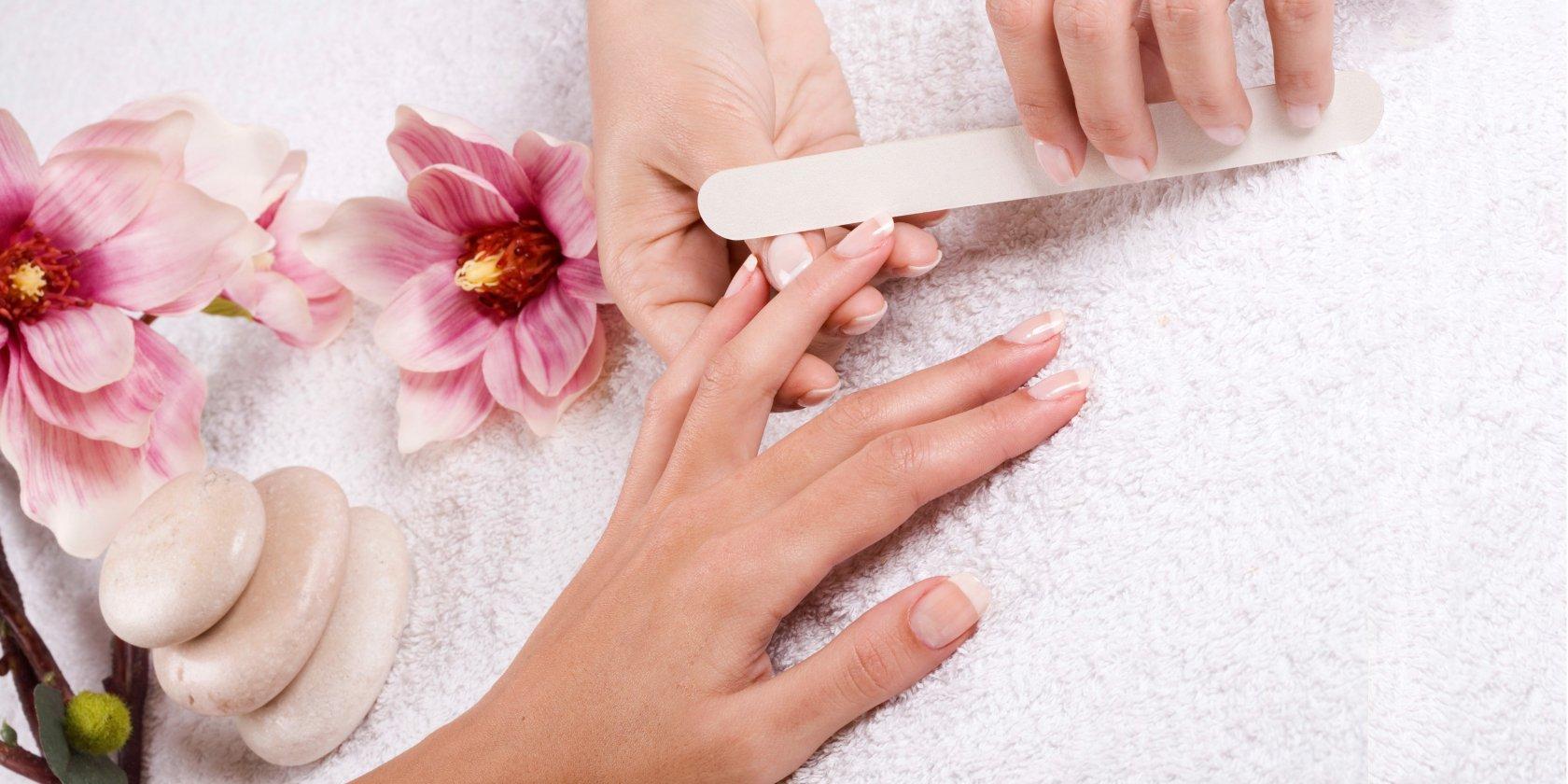 Красивая форма ногтей в домашних условиях как сделать