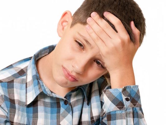 подросток болят колени