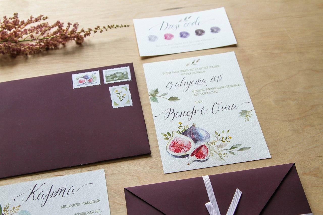 Печать пригласительные на свадьбу типография