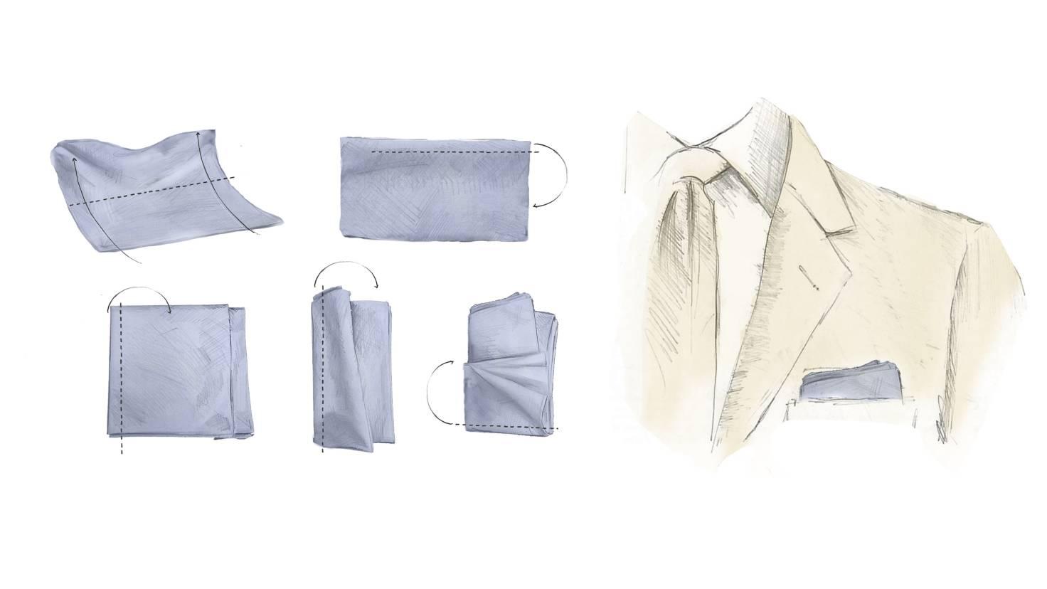 Gant, как стать модным в квадрате используя фирменный платок-паше
