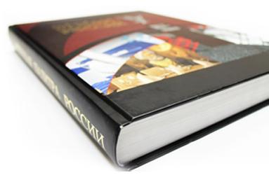 печать книги малым тиражом в москве