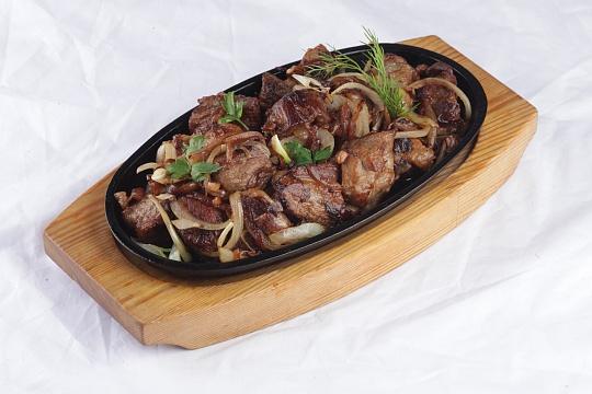 Вкусная свинина на сковороде рецепт с фото