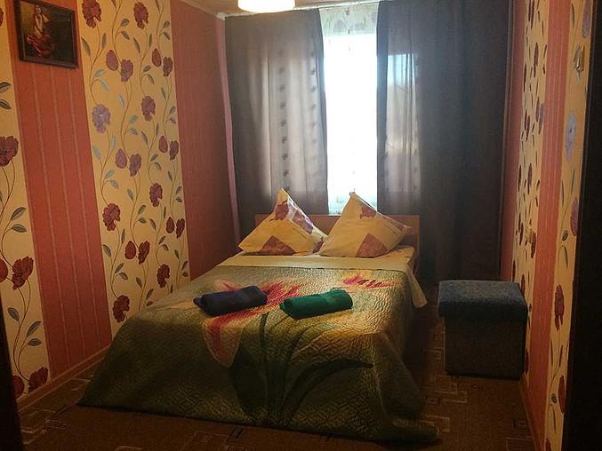 Гостиница «У Светланы» в Чебоксарах. Номер категории «Люкс»