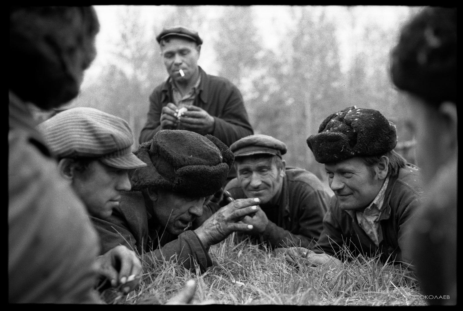 Фотограф Владимир Соколаев — СССР