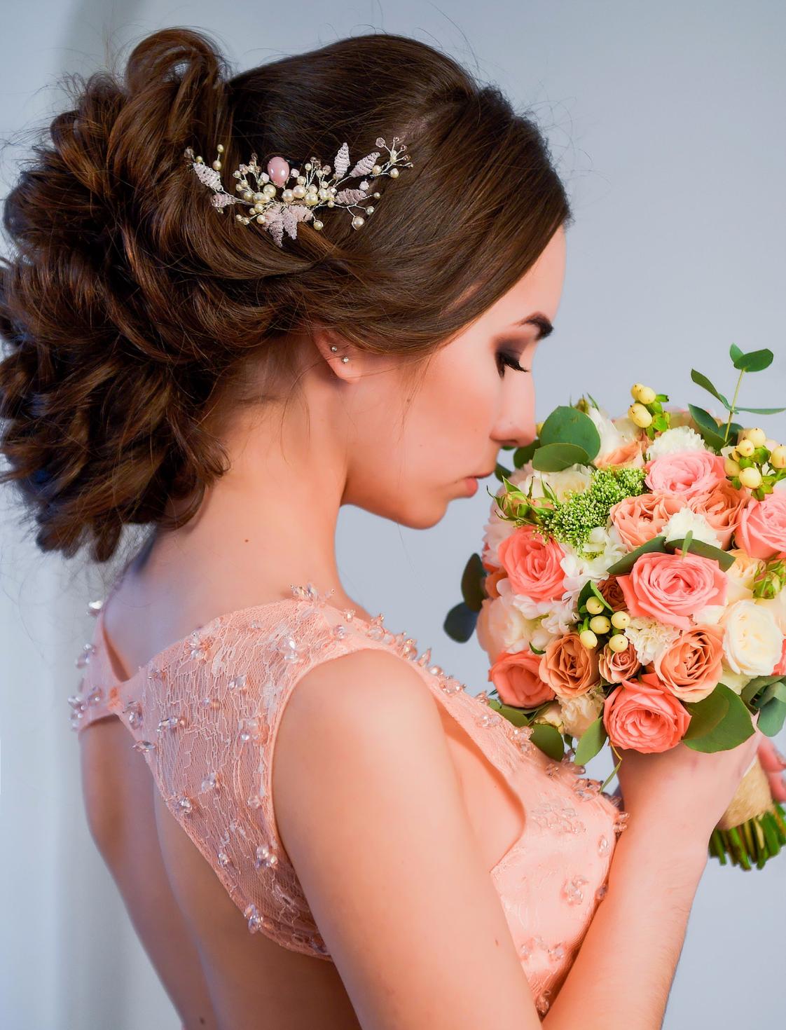 свадебный гребень