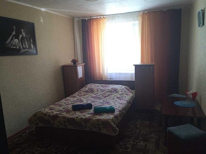 Гостиница «У Светланы» в Чебоксарах. Номер категории «Полулюкс»