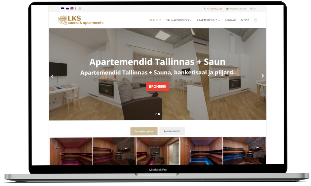 LKS Sauna&Apartments