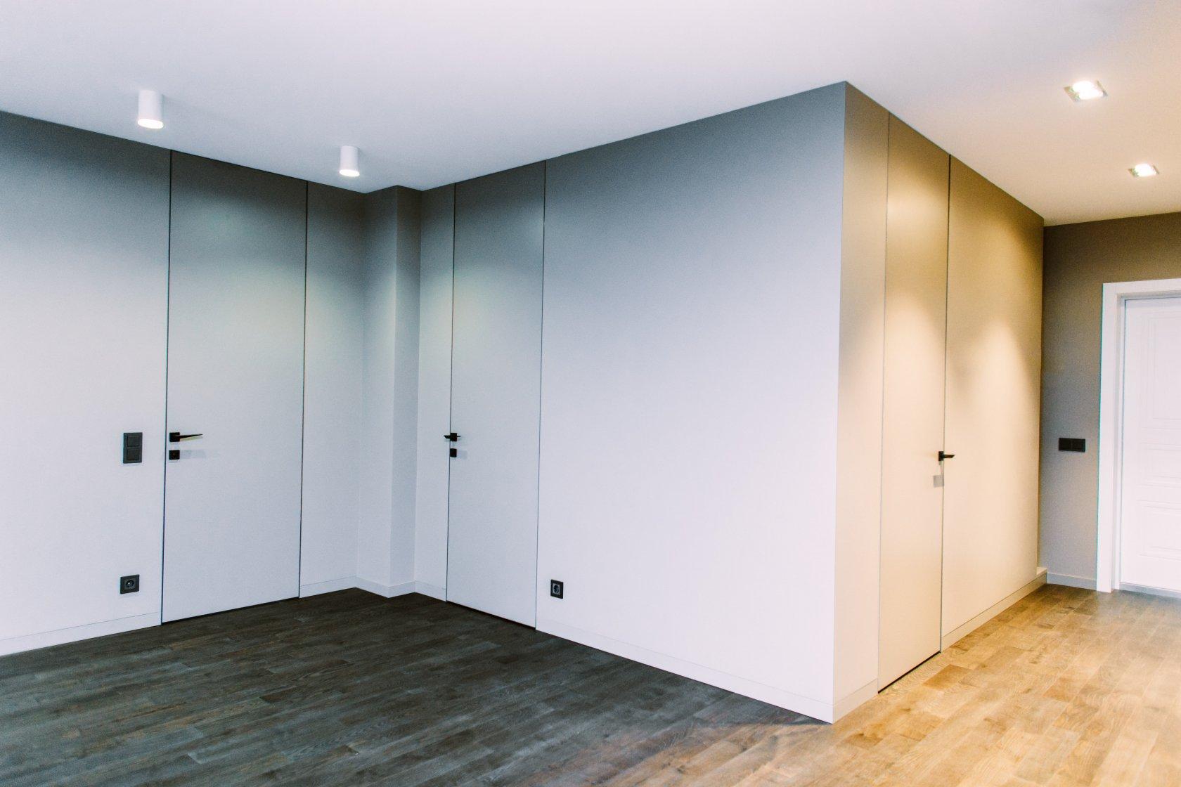 Скрытые двери от lazioconcept.by