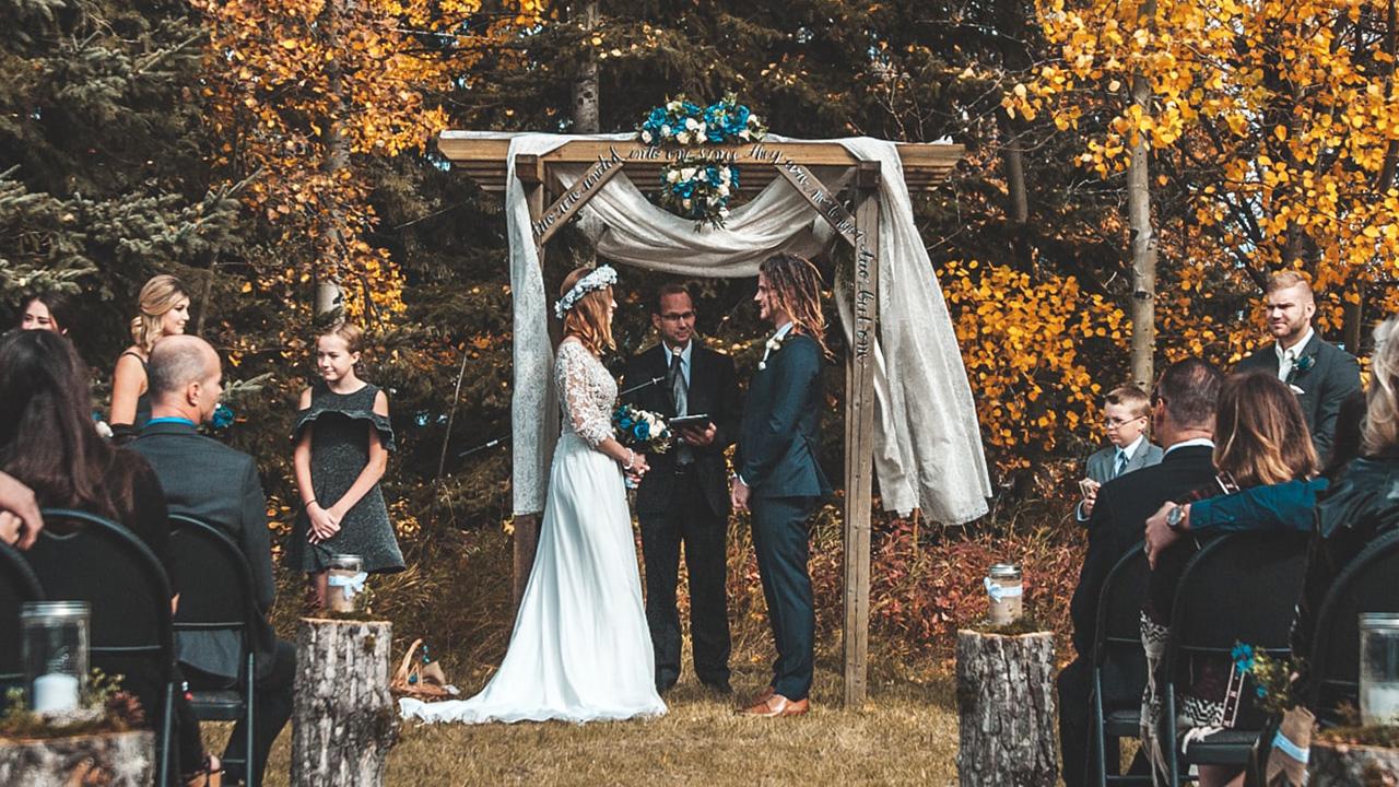 свадьба на немецком