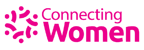 Connecting Woman