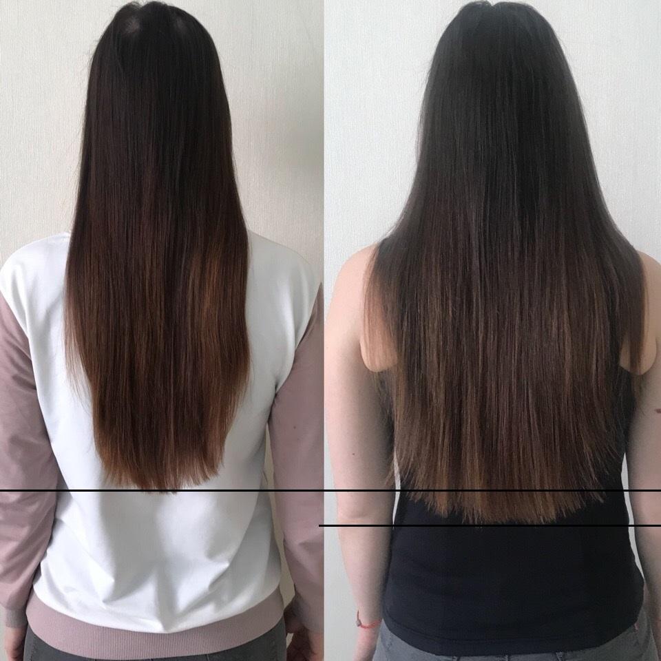 словам генерала мое отращивание волос фото до и после надежной