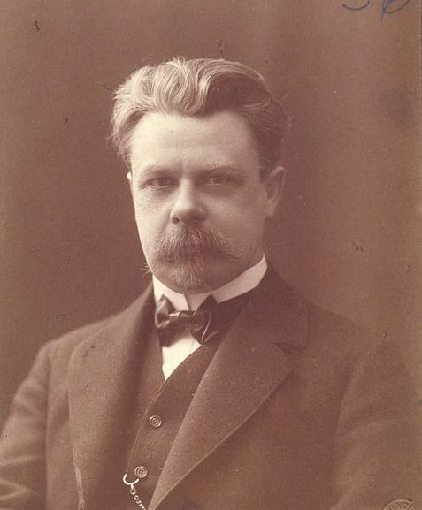 Фотография Николая Кольцова, 1920-е гг.