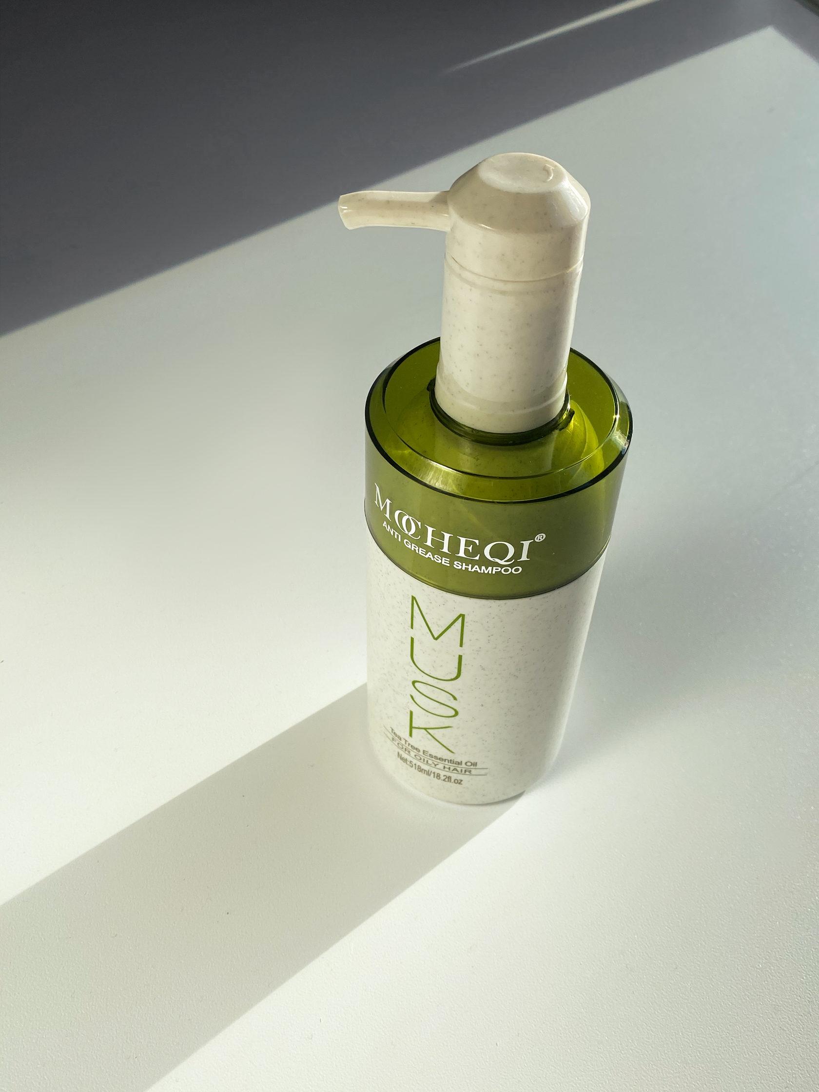 ANTI GREASE SHAMPOO - MOCHEQI MUSK