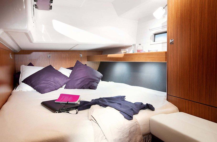 Bavaria Cruiser 46 (2019) Каюта