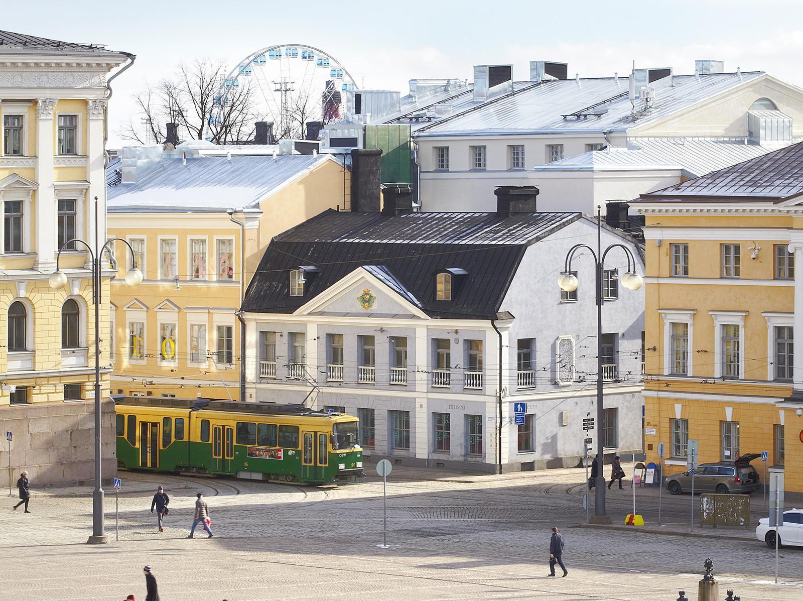 Городской музей Хельсинки, узнать режим работы музея в Хельсинки