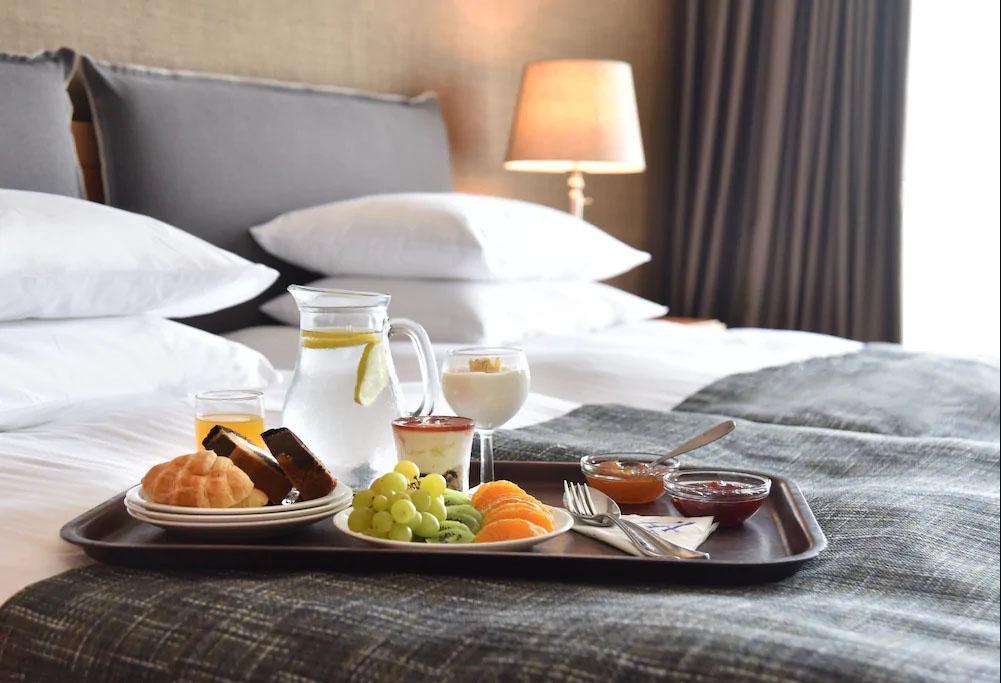 Room Service отеля NEW STAR