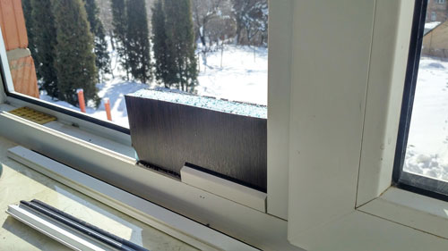 штапік для вікон