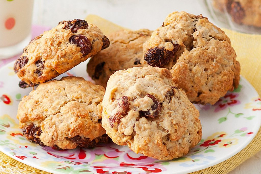 Овсяное печенье  и бизнес ланч
