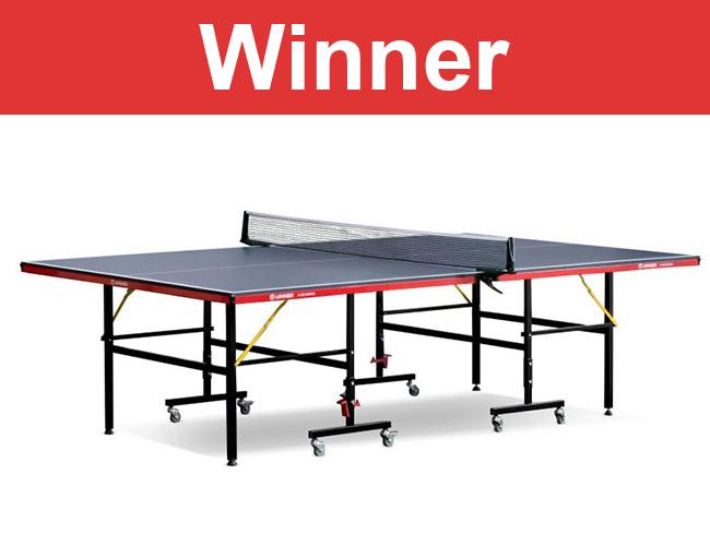 Встречайте теннисные столы Winner