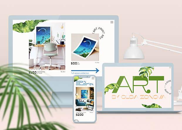 Redsteep. OZAM Digital Design.