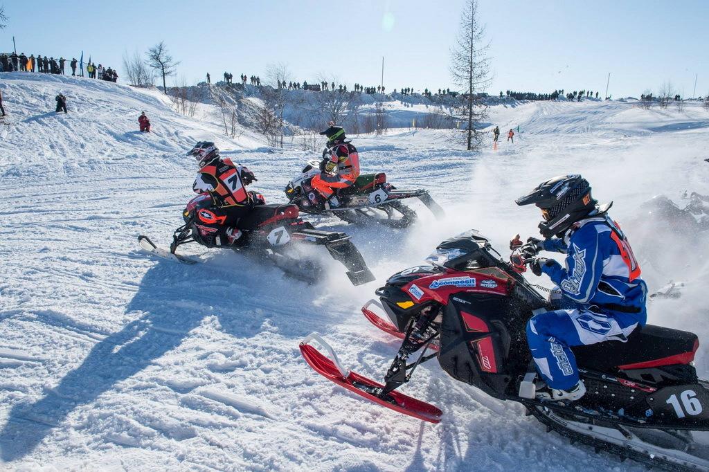 Календарь соревнований на 2021 год по кроссу на снегоходах, эндуро и сноубайк