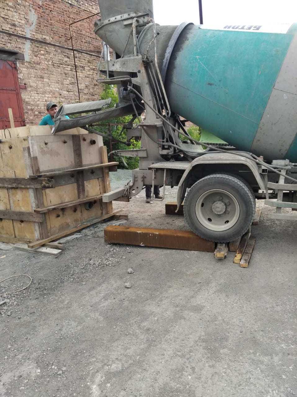 Заказать бетон копейск алмазная коронка по бетону купить тюмень