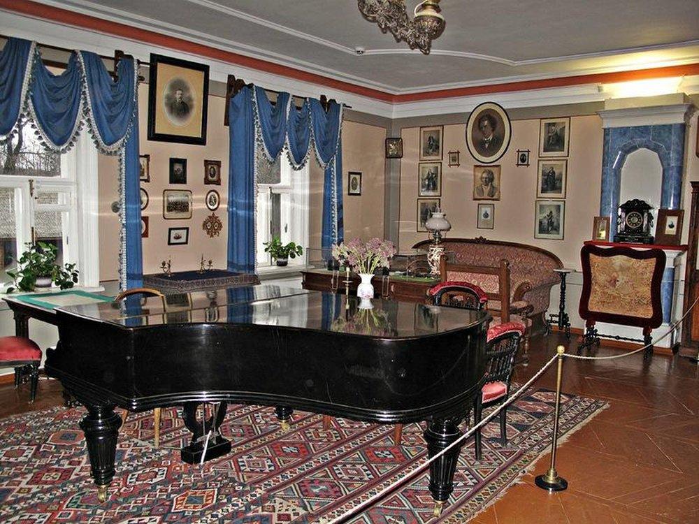 музей чайковского в клину фото принципа переключения