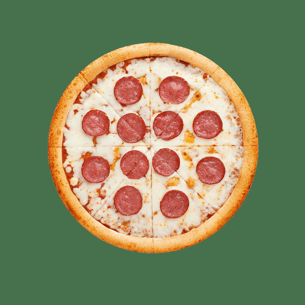 Піца салямі, одна із найсмачніших піци