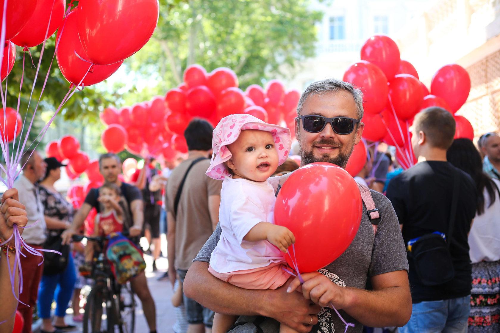 Активисты Партии Шария в Одесской области