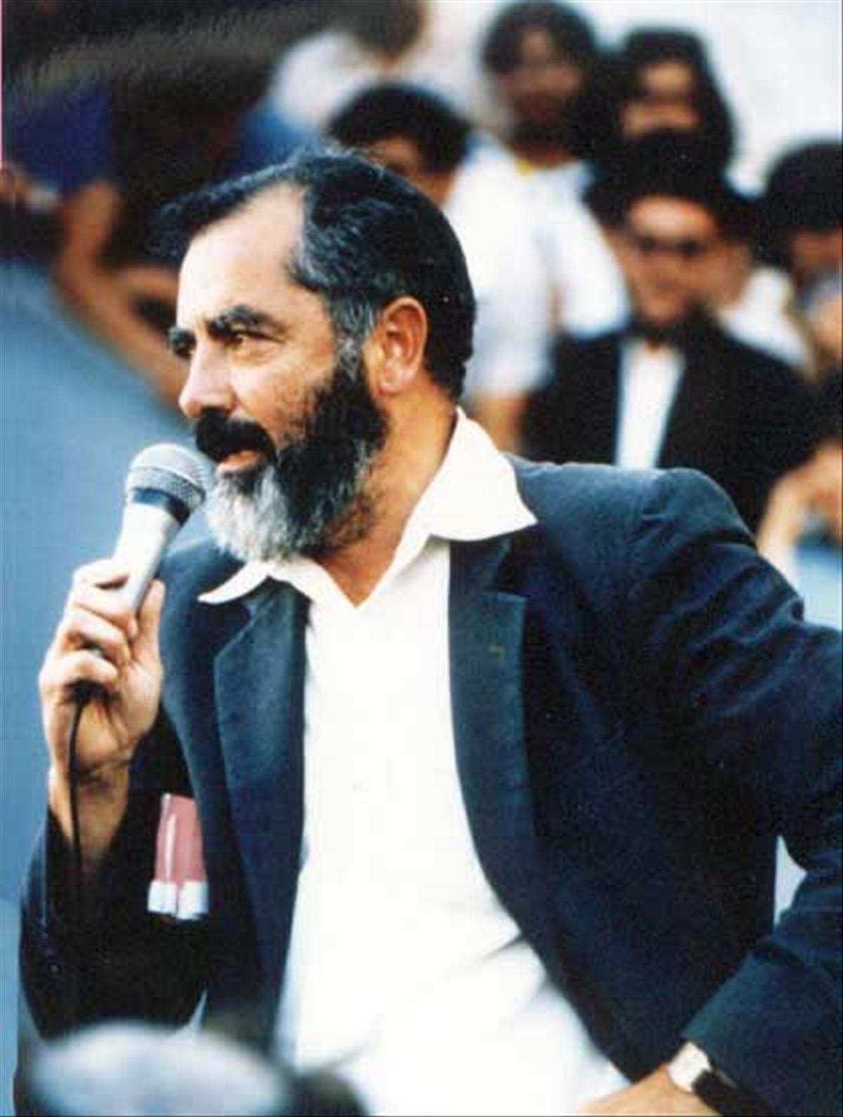 Меир Кахане иудейский расист и фашист,террорист