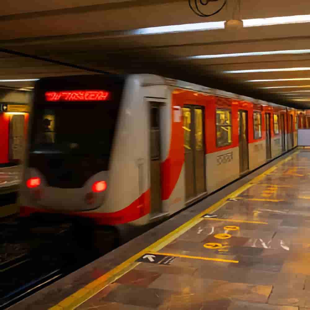 метро в Мехико