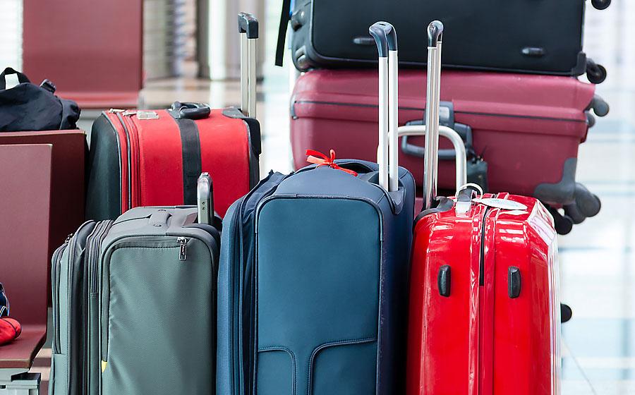 Хранение багажа в отеле NEW STAR