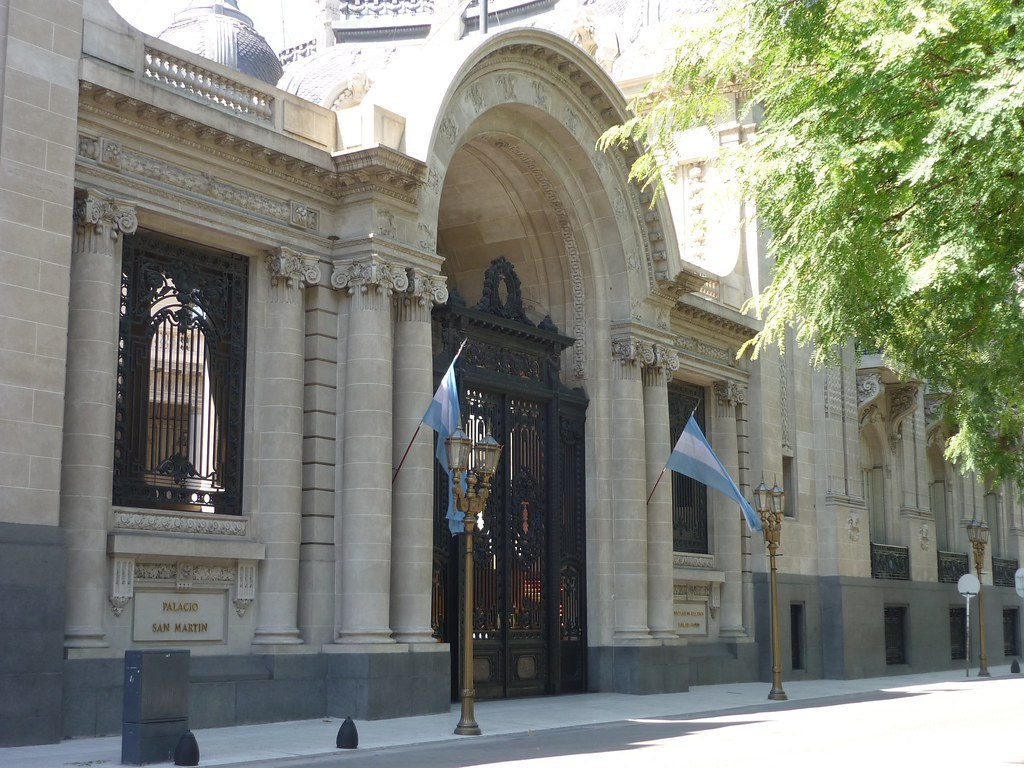 Карантин в Аргентине