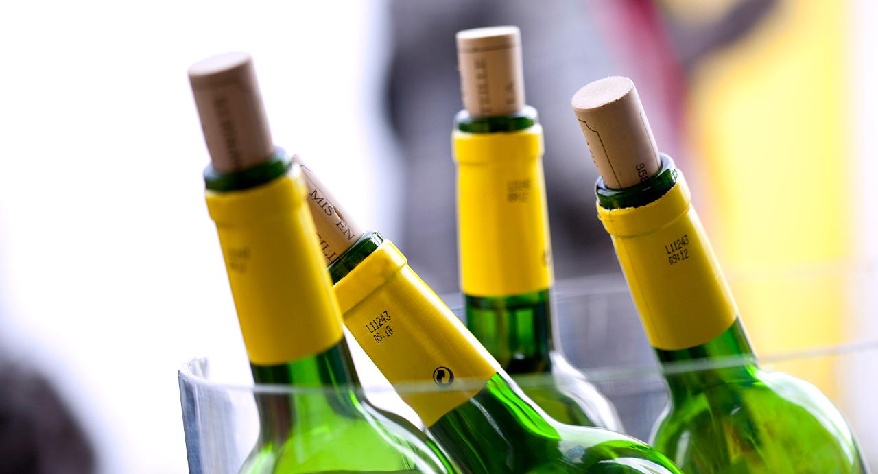 Полимерные пробки для бутылок