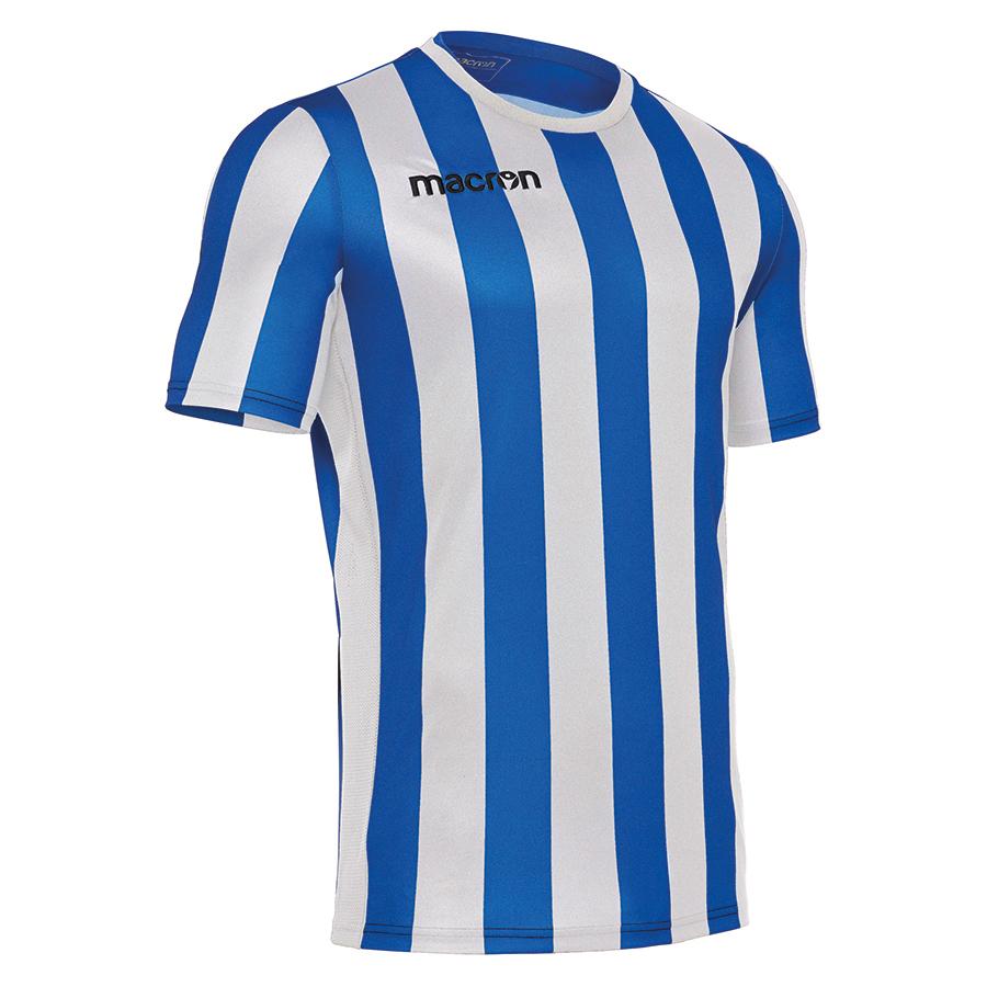 Macron TREVOR, Футбольная форма, Форма Macron, Синяя футбольная форма, футбольная форма с длинным рукавом