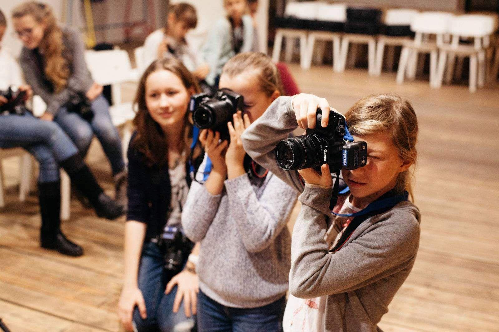 как развить умение фотографировать