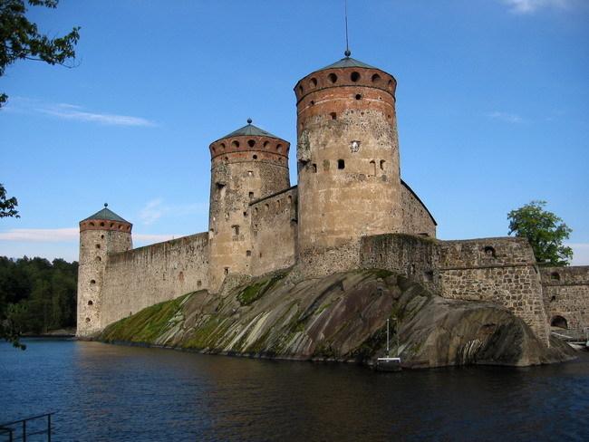 Крепость Линнойтус в Лаппеенранте - интересные места в Лаппеенранте