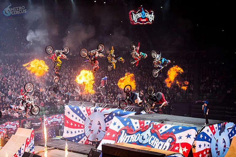 Nitro Circus отправляется в Австралию