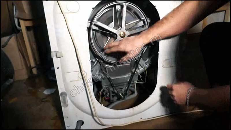 Ремонт стиральных машин BEKO (БЕКО) в Ростове