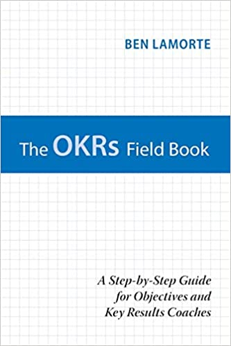 Полевая книга OKR — Бен Ламорт
