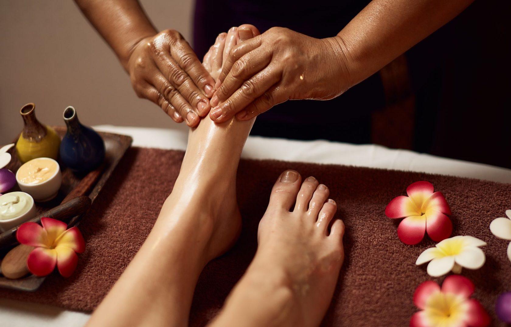 Картинки к тайскому массажу