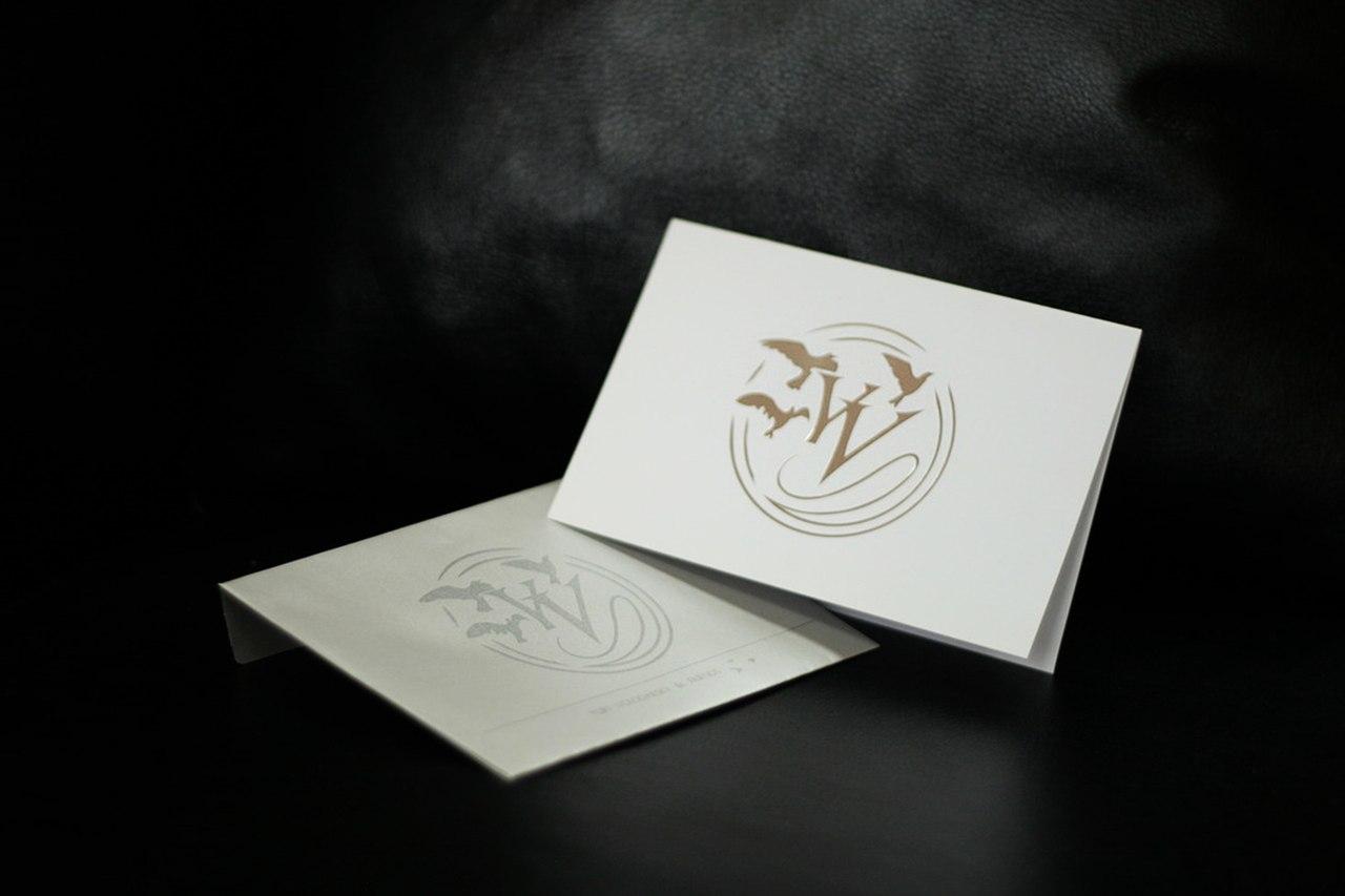 Печать открыток с макета