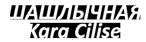Шашлычная Kara Cilise