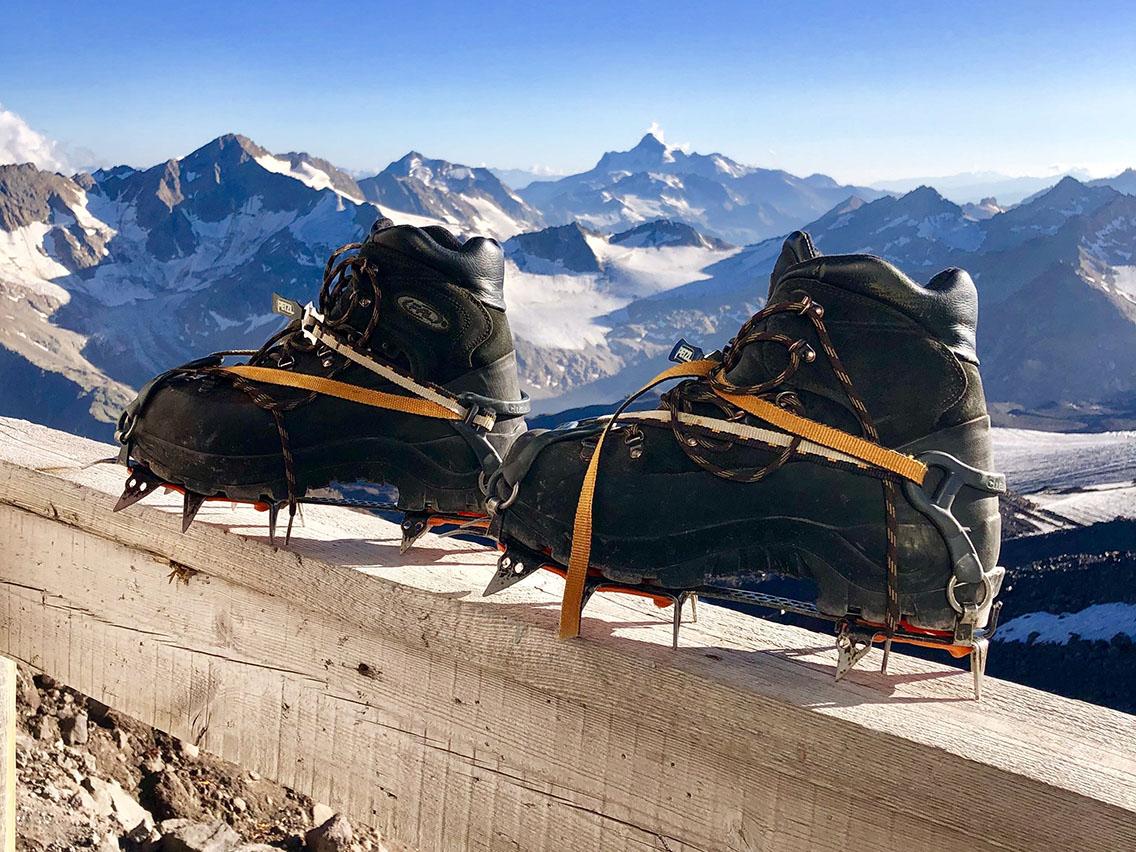 Прокат снаряжения для восхождения на Эльбрус