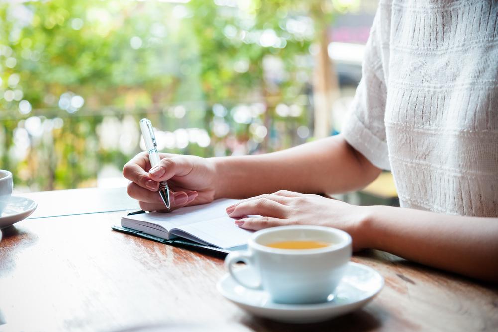 ведение дневника как способ справиться с эмоциями - статья блога СПА-МАНГО