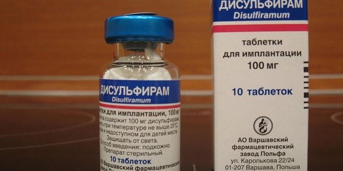Препараты от алкоголизма в каплях